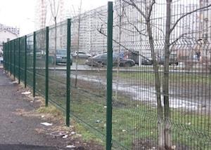 10 - Заборы в Днепропетровске