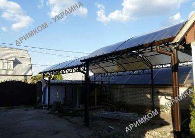 1 1 400x284 - Навесы в Днепре (Днепропетровске)