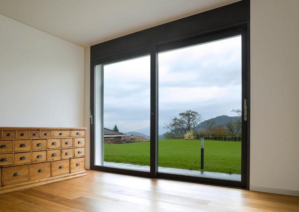 11 3 - Купить алюминиевые двери и окна