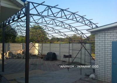 11 400x284 - Навесы в Днепре (Днепропетровске)