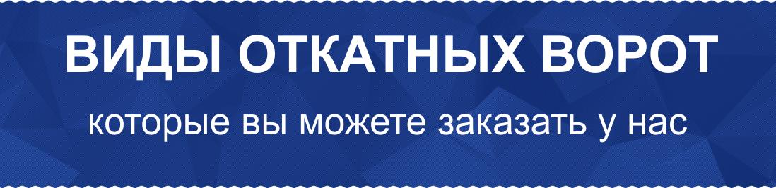 13 - Ворота відкатні Дніпропетровськ
