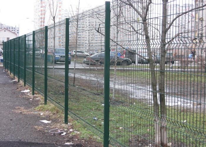 2 17 - Паркан із сітки Дніпропетровськ Україна