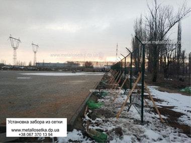 3 15 - Паркан із сітки Дніпропетровськ Україна