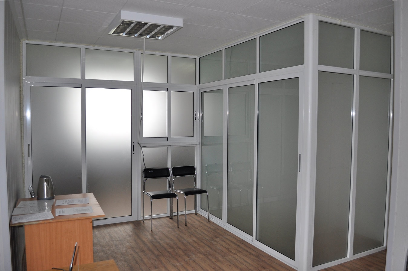 4 12 - Купить алюминиевые двери и окна