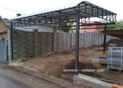 4 4 400x284 - Навесы в Днепре (Днепропетровске)