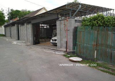6 3 400x284 - Навесы в Днепре (Днепропетровске)