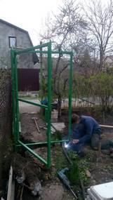 6 8 - Паркан із сітки Дніпропетровськ Україна