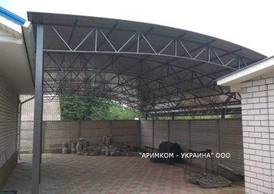 8 2 400x284 - Навесы в Днепре (Днепропетровске)