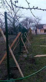 8 7 - Паркан із сітки Дніпропетровськ Україна